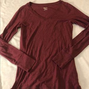 Mossimo Basic Long Sleeve Tee